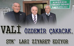 kırşehir valisi