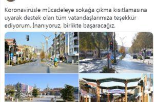 Kırşehir kısıtlama