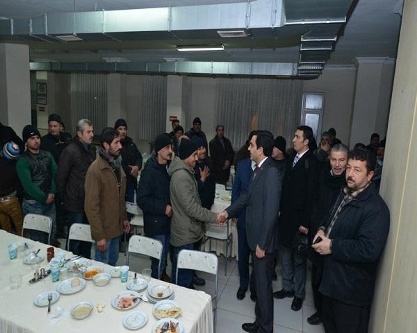 Bahçeci Kırşehir'de Yaşayan Türkmenlerle Bir Araya Geldi